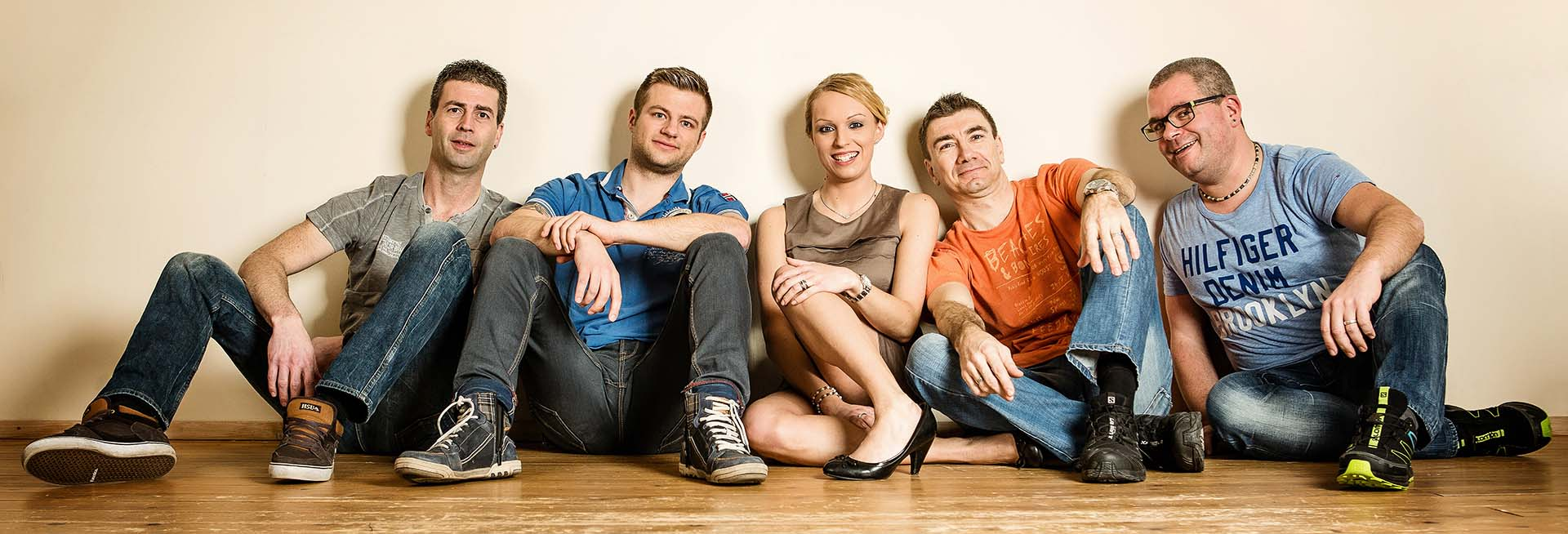 Sweet Sound Selection Hochzeitsband Partyband Trauungen
